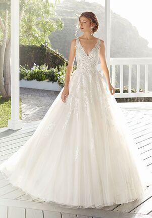 Rosa Clará CONARY Ball Gown Wedding Dress