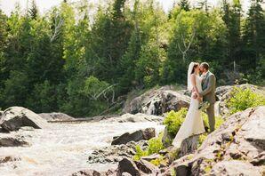Riverside Wedding at Riverwood Inn