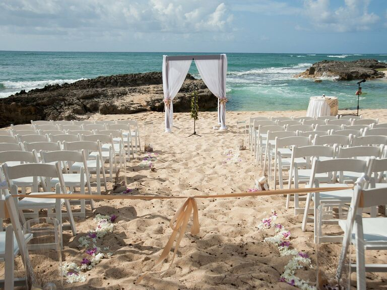 Turtle Bay Resort Hawaii Destination Wedding