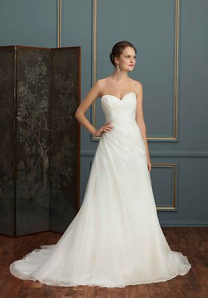 Amaré Couture C114 Daniella A-Line Wedding Dress