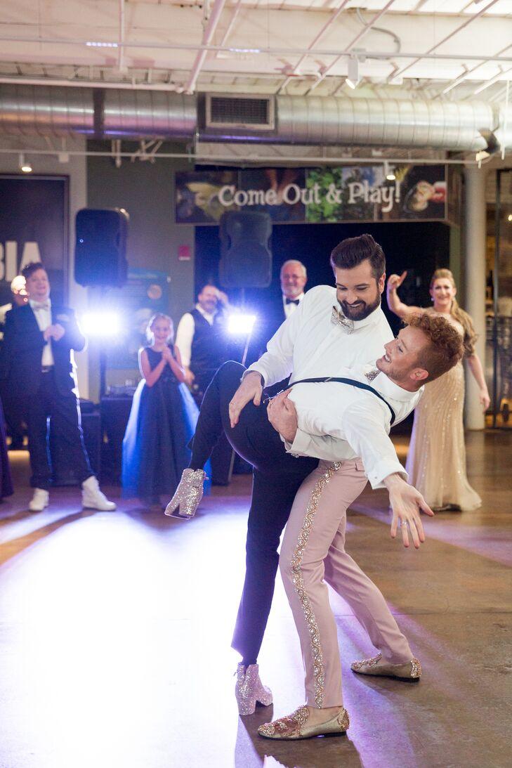 Celebratory First Dance