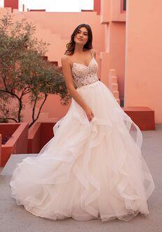 WHITE ONE RINA Ball Gown Wedding Dress