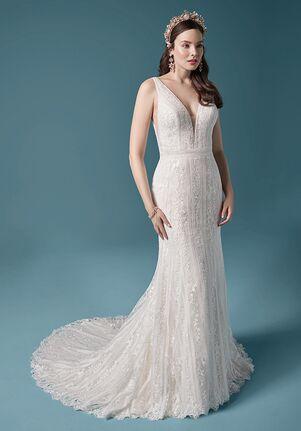 Maggie Sottero CORETTA Sheath Wedding Dress