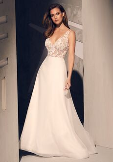 Mikaella 2210 A-Line Wedding Dress