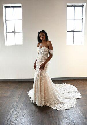 Martina Liana LE1124 Mermaid Wedding Dress