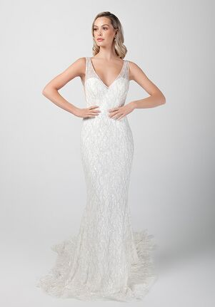 Michelle Roth for Kleinfeld Monroe Wedding Dress