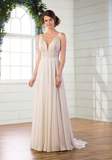 Essense of Australia D2971 Sheath Wedding Dress