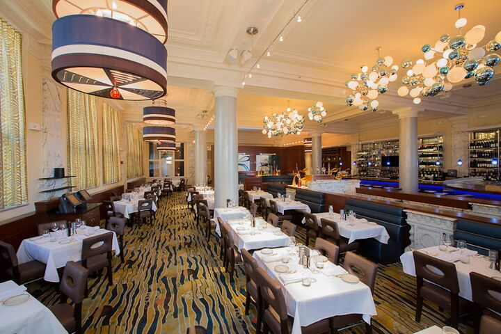 The Oceanaire Seafood Room - Boston   Rehearsal Dinners