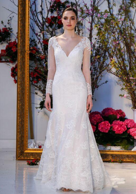 Blue Willow Bride By Anne Barge Cheyenne Mermaid Wedding Dress