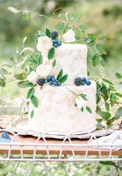 Wedding Cakes In Nevada