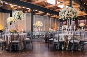 Loft Reception at the Foundry at Puritan Mill