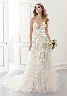 Morilee by Madeline Gardner Ariana A-Line Wedding Dress