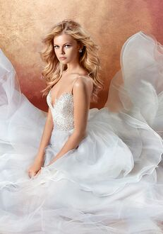 Hayley Paige Bijou 6652 Ball Gown Wedding Dress