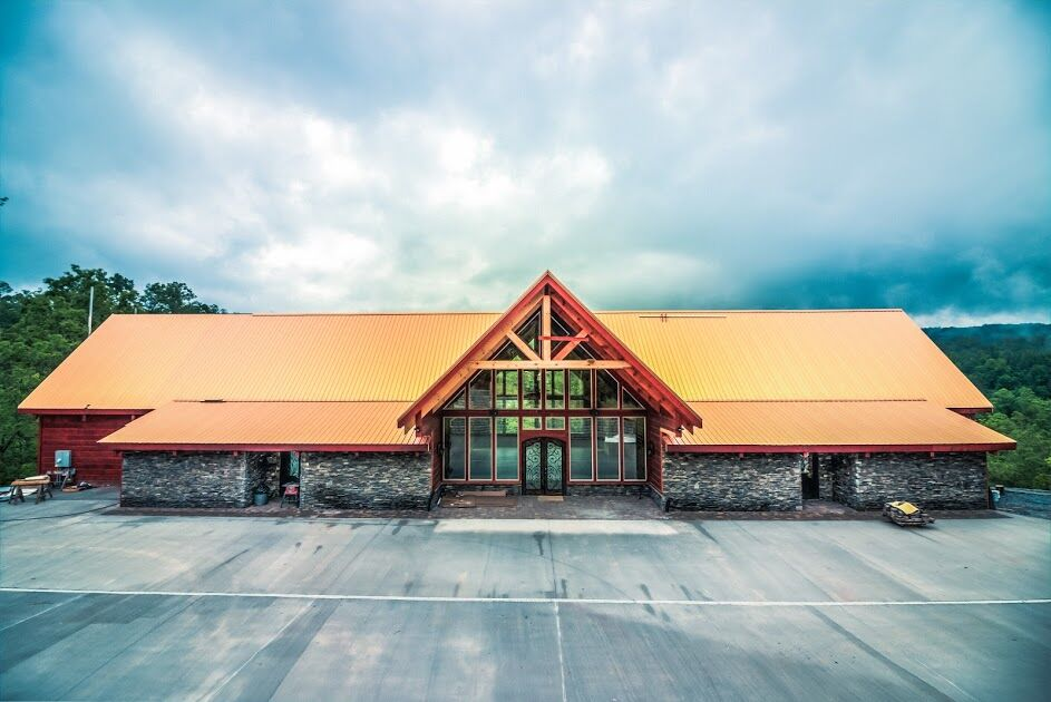 Wedding Reception Venues In Pigeon Forge TN