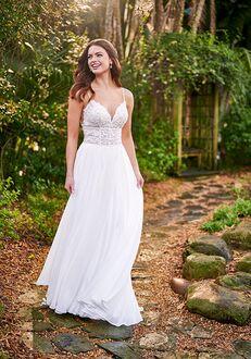 Essense of Australia D3220 A-Line Wedding Dress