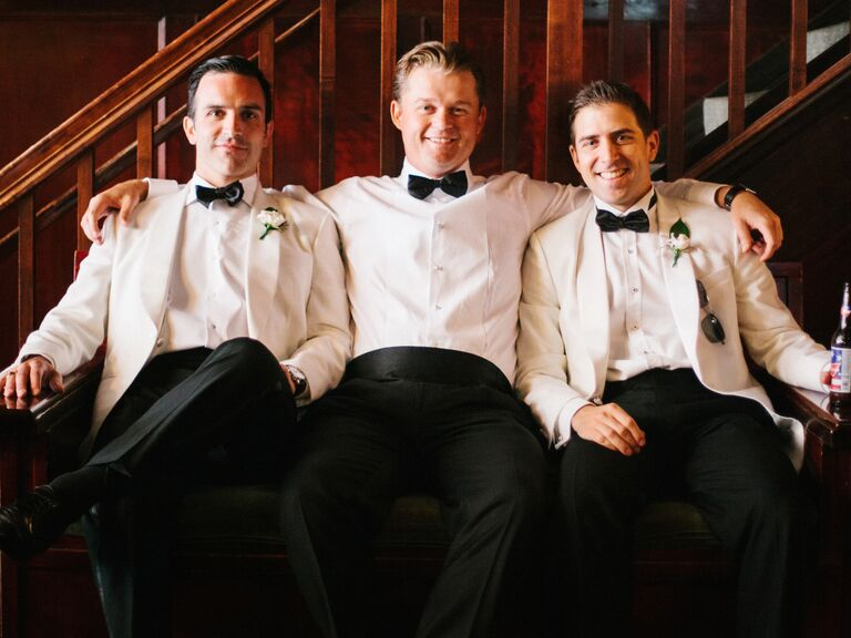 Wedding Tux Renting Basics - Grooms and Groomsmen - Tuxedo Styles