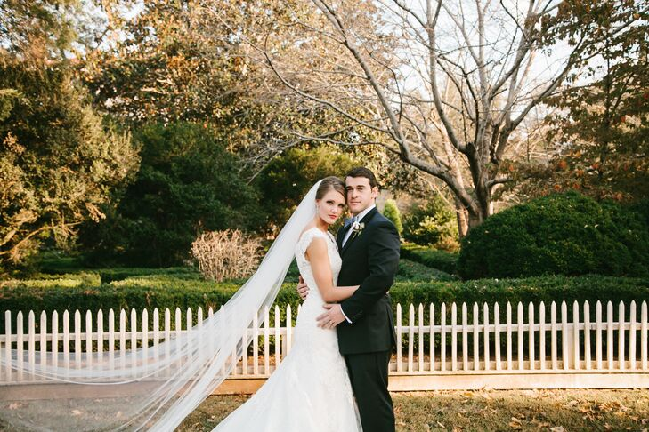 We chose to have our wedding in Madison, Georgia, where most of my family lives. I wanted to encompass a lotrnof southern elements. I have many memories in this historic, southern town of family celebrations and holidays torndays spent on the farm