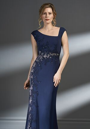Jade Couture Mother of the Bride by Jasmine K198062 Blue Mother Of The Bride Dress
