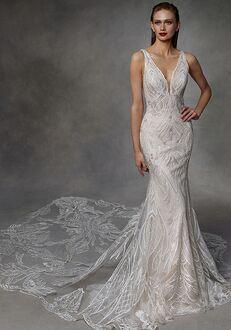 Badgley Mischka Bride Dawson Mermaid Wedding Dress
