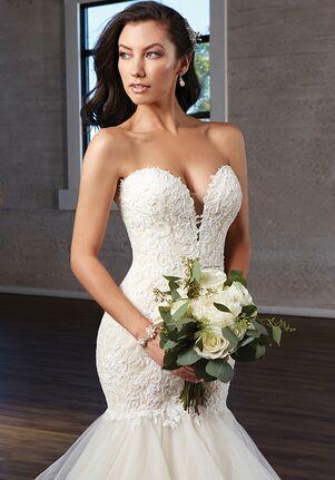Jessica Morgan GLAMOUR, J1842 Mermaid Wedding Dress