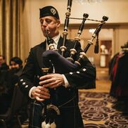 Hillsboro, OR Bagpipes | Scottish bagpiper- Gordon Convoy