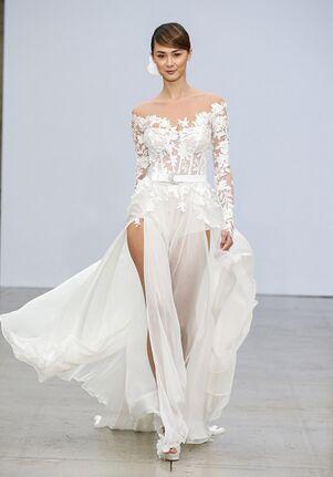 Pnina Tornai for Kleinfeld 4826 Wedding Dress
