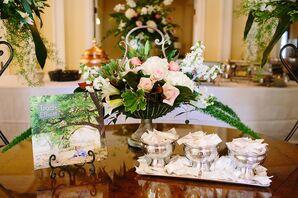 Classic Elegant Floral Arrangements