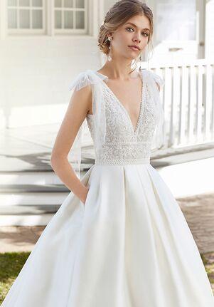Rosa Clará Caribe Ball Gown Wedding Dress