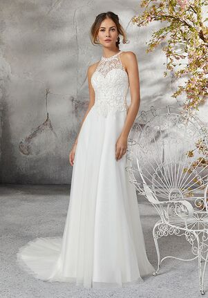 Sweetheart Halter Wedding Dresses