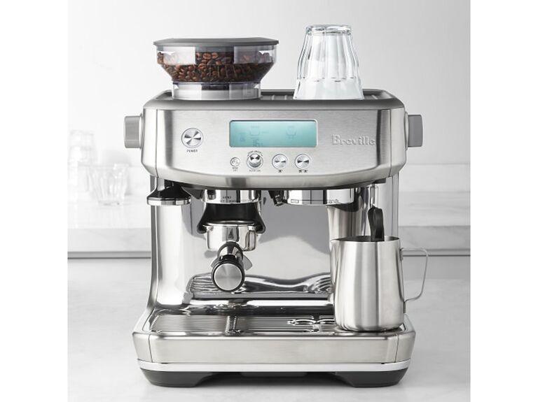 Long-distance dad gift espresso machine