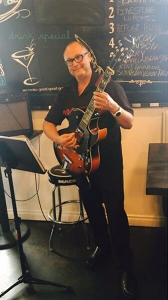 Rand Los Angeles Solo Jazz Guitar - Jazz Guitarist - Los Angeles, CA