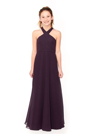 Bari Jay Bridesmaids 1971-JR Halter Bridesmaid Dress