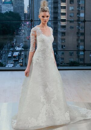 Ines Di Santo Hudson A-Line Wedding Dress