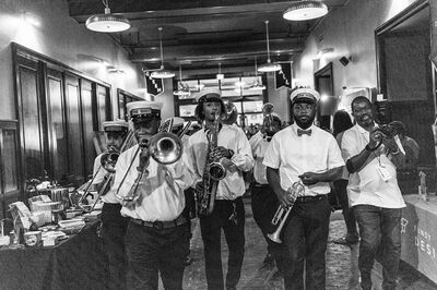 One Shot Brass Band