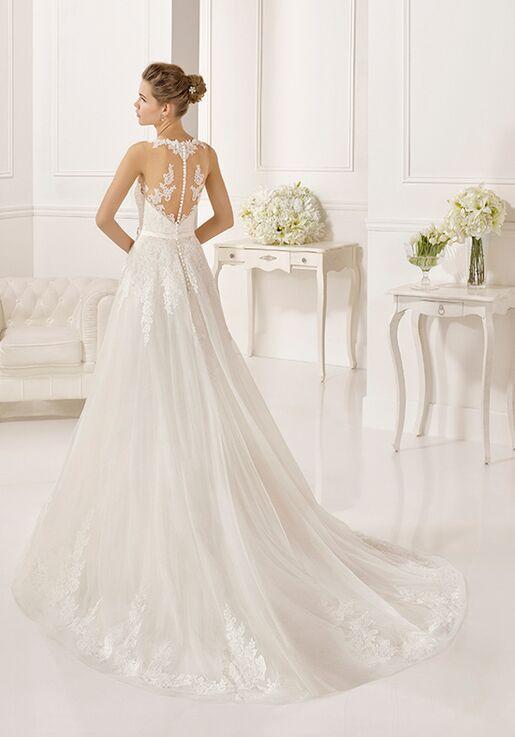 Adriana Alier Zafiro A-Line Wedding Dress