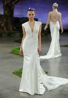 Ines Di Santo Brooke Sheath Wedding Dress