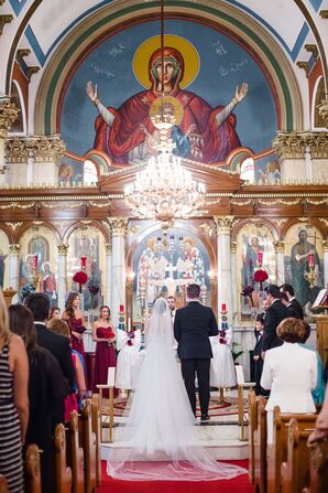 Traditional Greek Orthodox Ceremony