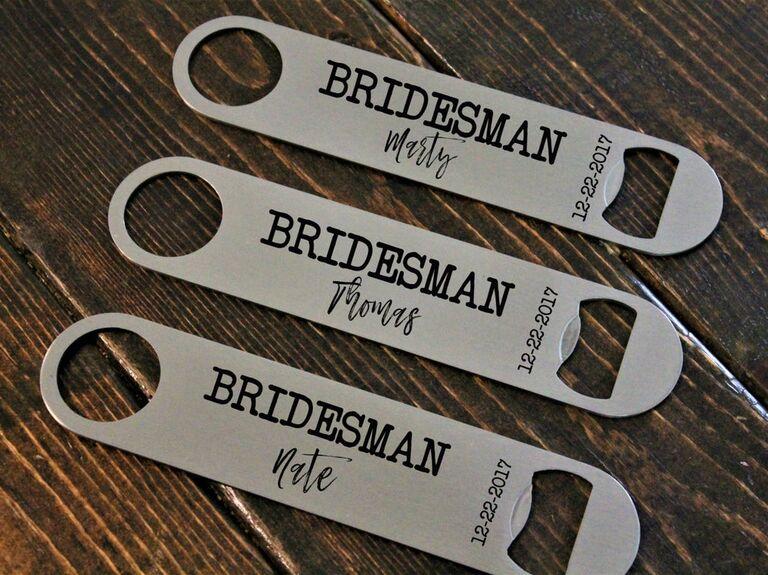 bridesman proposal gift