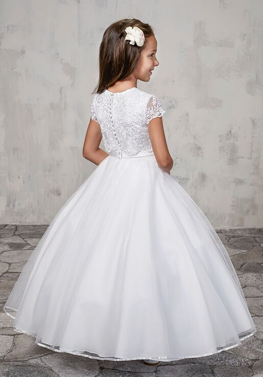 Mary's Angel by Mary's Bridal MB9011 Ivory Flower Girl Dress