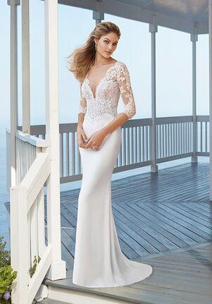 Rosa Clará CLEMENT Mermaid Wedding Dress