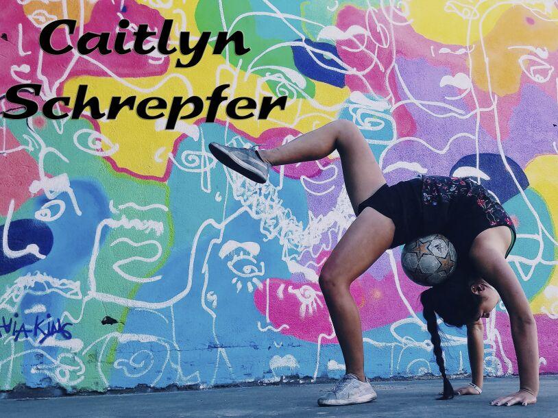 Caitlyn Schrepfer Freestyler - Juggler - Placentia, CA