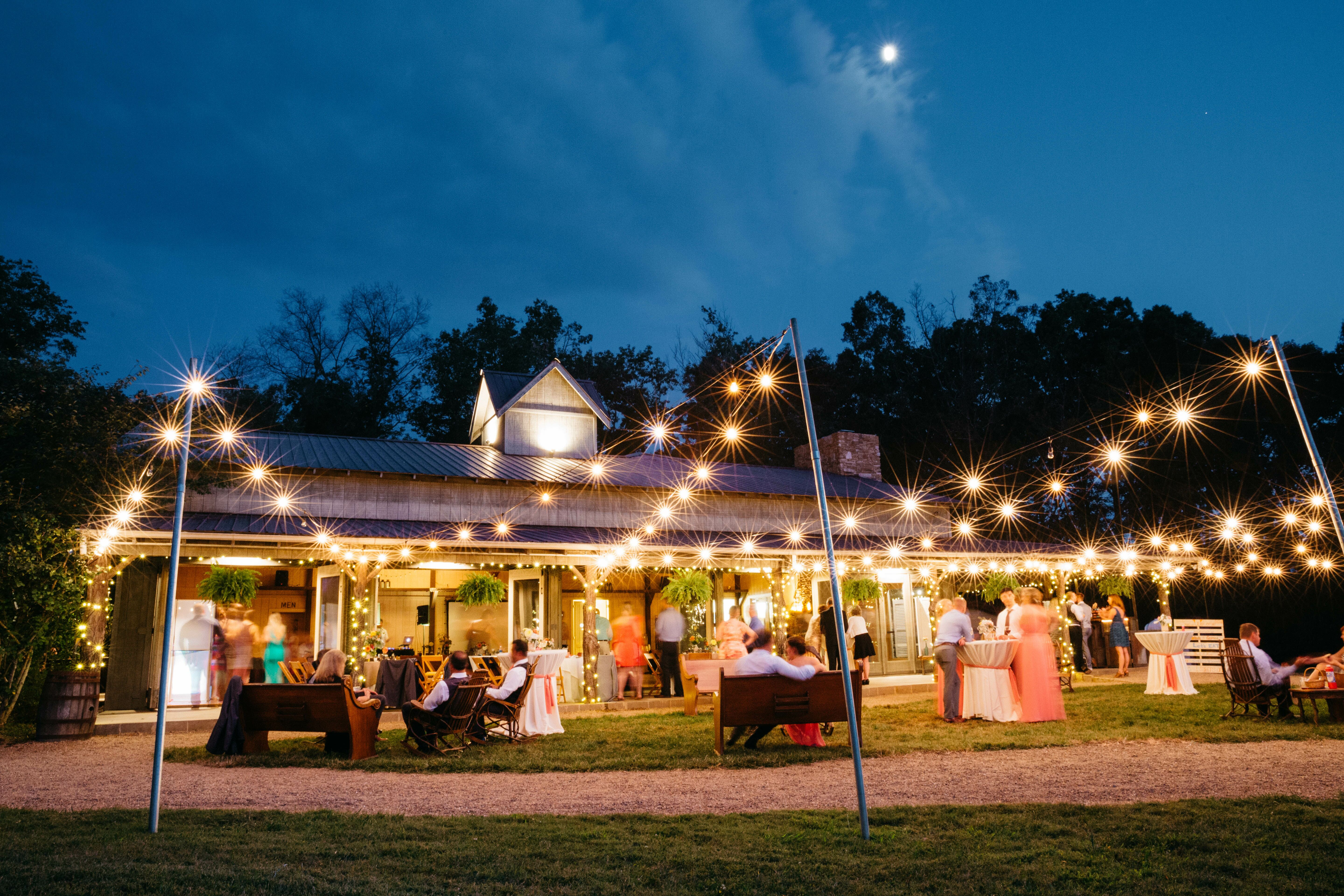 Wedding reception venues in asheville nc the knot the farm a gathering place junglespirit Gallery