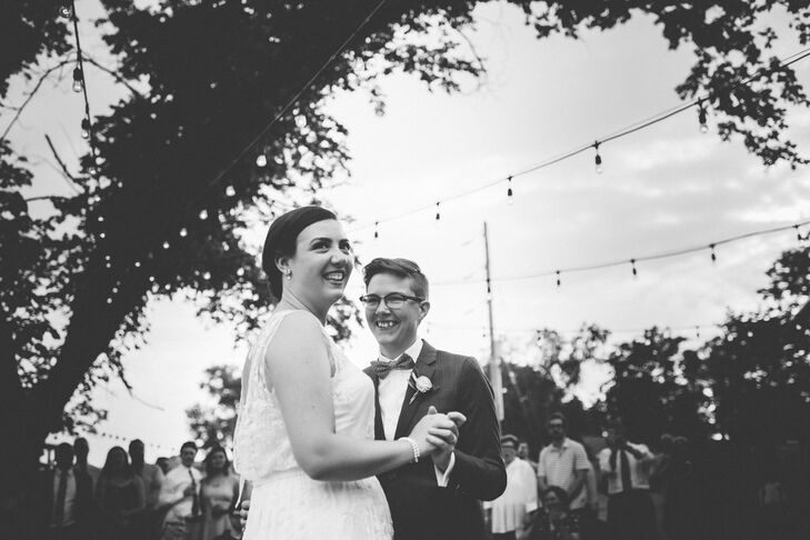 Outdoor Farm First Dance