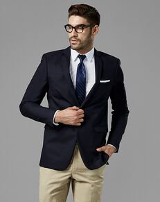 Generation Tux Oxford Navy Blazer Blue Tuxedo