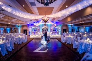 Wedding reception venues in pittsburgh pa the knot doubletree by hilton pittsburgh meadow lands junglespirit Gallery