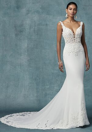 Maggie Sottero KELSEY Sheath Wedding Dress