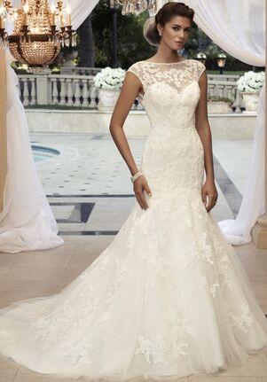 Casablanca Bridal 2110 Mermaid Wedding Dress
