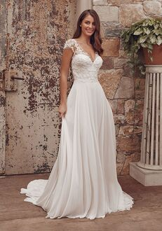 Justin Alexander Ada A-Line Wedding Dress
