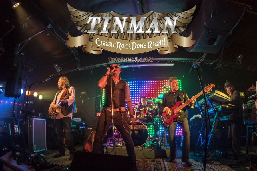 TinMan - Classic Rock Band - San Francisco, CA