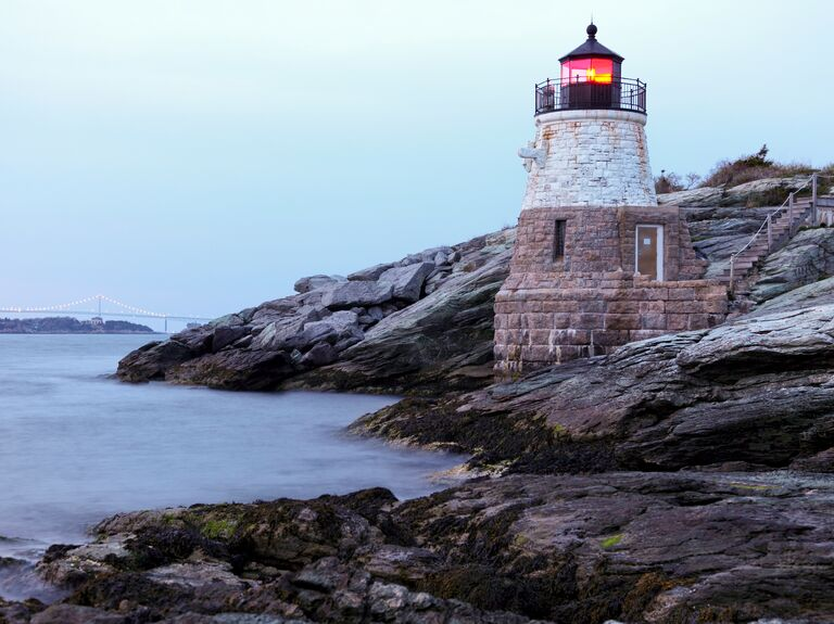 US wedding destination Newport, Rhode Island
